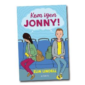 Andra boken om Jonny Jonsson-Johnson!